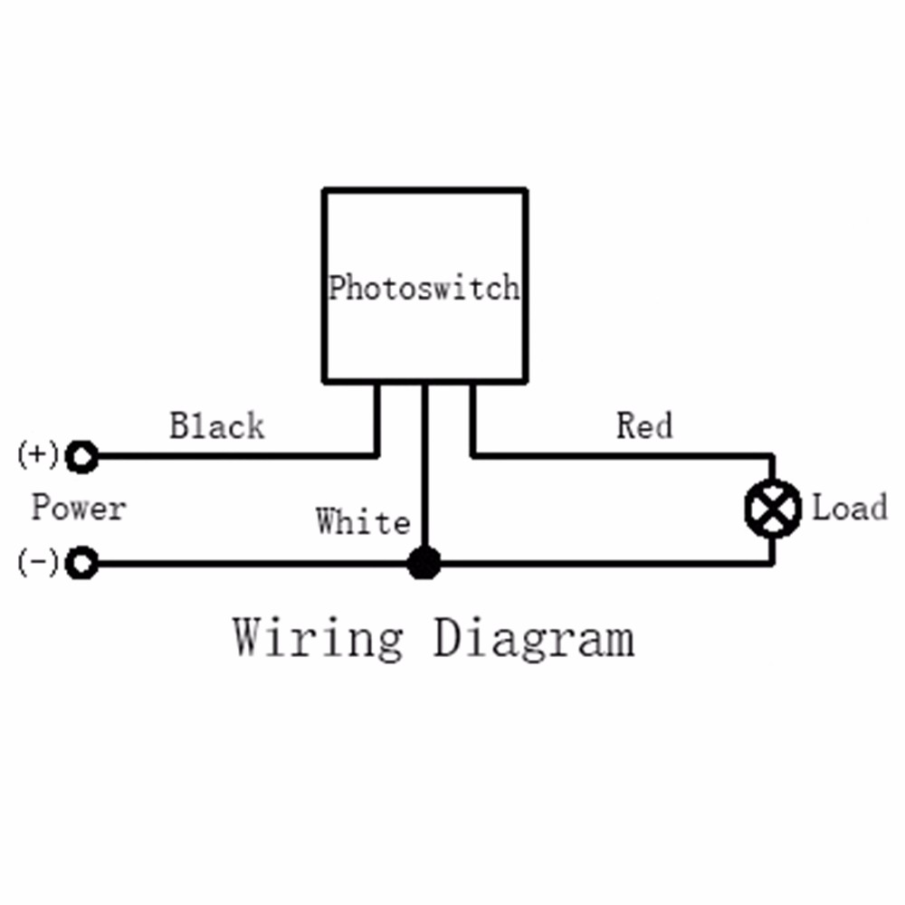 Photocell Wiring Diagram Residential - Wiring Diagrams 24 on