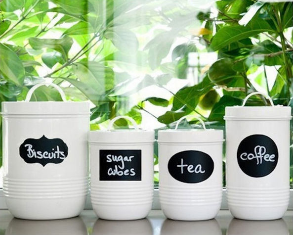 Wholesale waterproof reusable chalkboard labels mason jars for Wholesale chalk paint