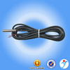 Outdoor ntc 10k 3435 thermistor housing temperature sensor with silicon cable