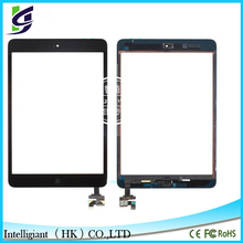2014 Original Quality for iPad Mini Screen, for iPad Mini digitizer, for iPad Mini Touch Screen With IC And Home Button