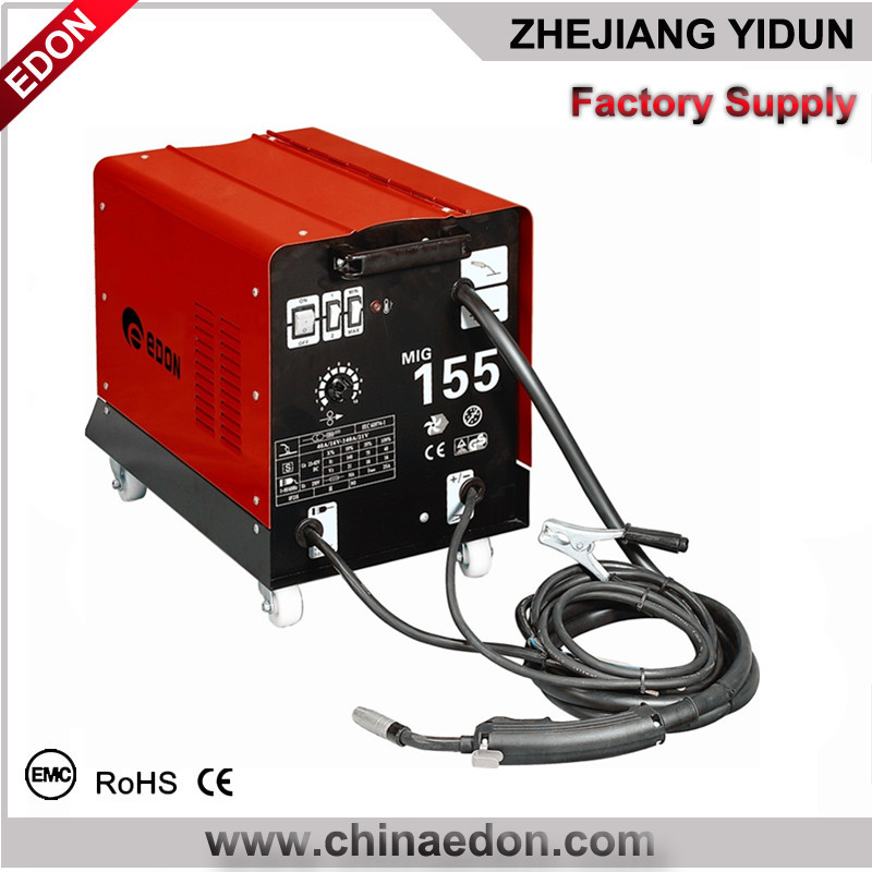 150 Amp MIG ARC Welder 110/220V Dual Voltage IGBT Welding Soldering Machine