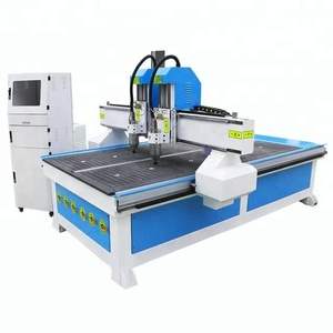 1325 Double Head 4 Sided Planer CNC Router Machine With For Pakistan