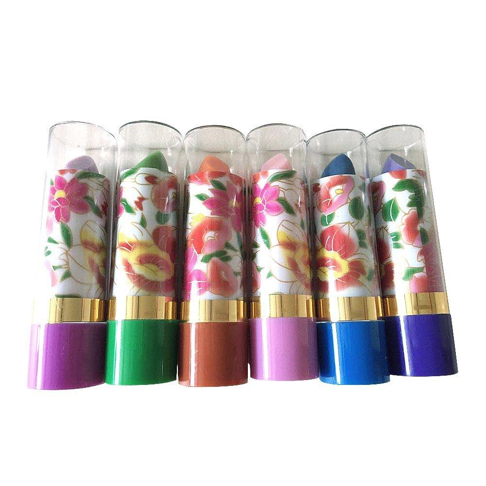 Buy Beauty Treats Color Change Flower Tint Lipstick 6 Piece