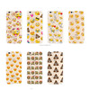 Wholesale Cheap Soft Clear TPU Funny Classic Emoji Phone Case for iphone se/5/5s 6/6s 6/6s+ cellphones accessories