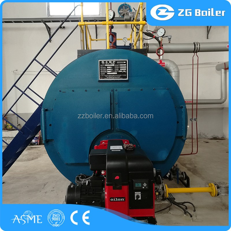 10 tons horizontal diesel oil fired steam boiler steam boiler gas for extractive distillation