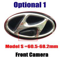 Автомобильная камера переднего вида для hyundai i25 2010-2017 2015 2016, автомобильная фронтальная камера Full HD CCD аксессуары с ночным видением, водонепро...(Китай)