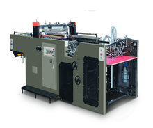 JB-780 Full Auto Cylinder Screen Press suitable for sequence printing in bulk of high precision screen productions