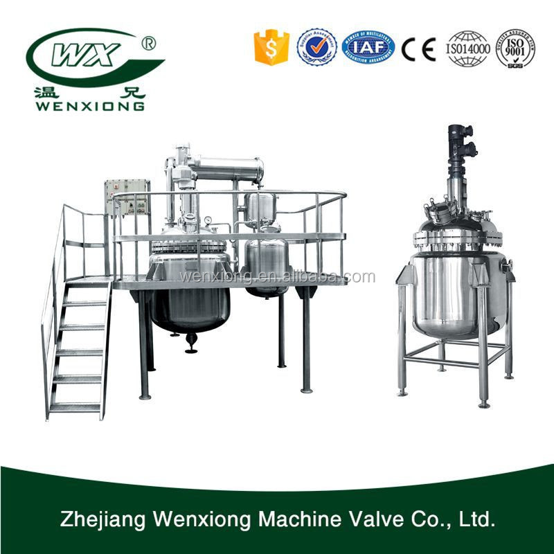 chemical reactor chemistry agitation vessel/tank,continuous stirred tank reactor