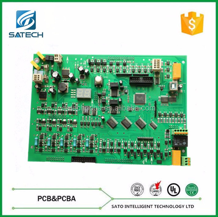 UL fr4 4 layer 1oz copper pcba printed circuit board pcb assembly