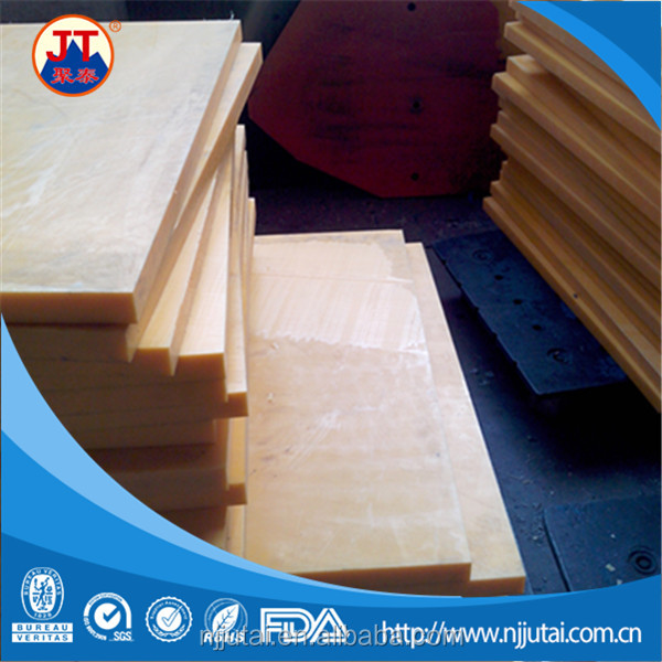 Good physical property PA6 Cast Polyamide nylon sheets