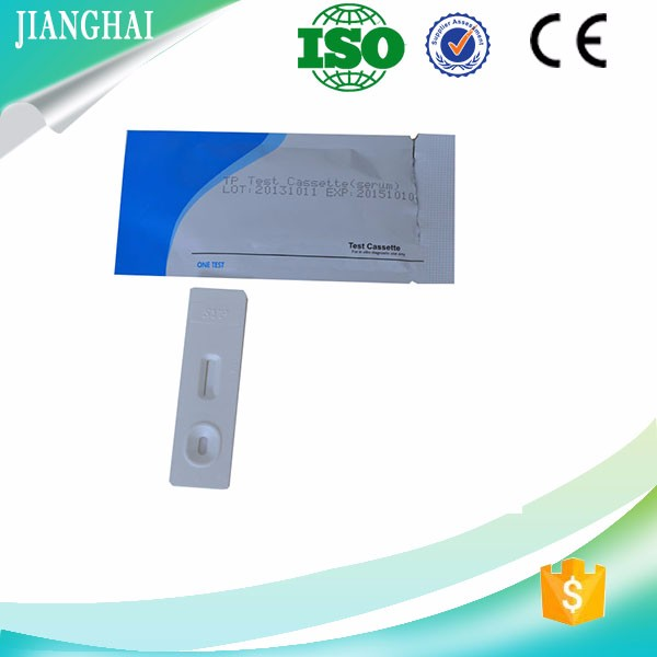 Top Quality Whole Blood One Step Rapid Syphilis Test for sale