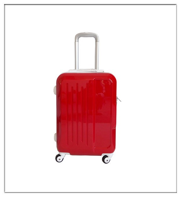 hot sale abs pc trolley travel case bag cabin carry on trolley case