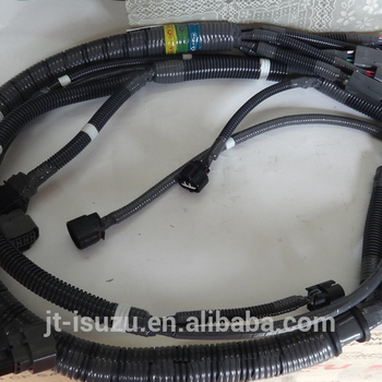 1-82641375-7 for 6wk1 engine genuine part automotive wire harness