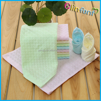 100% cotton Merbau baby handkerchief China supplier