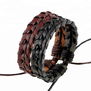 adjust fit different sizes plus custom men rope bracelet