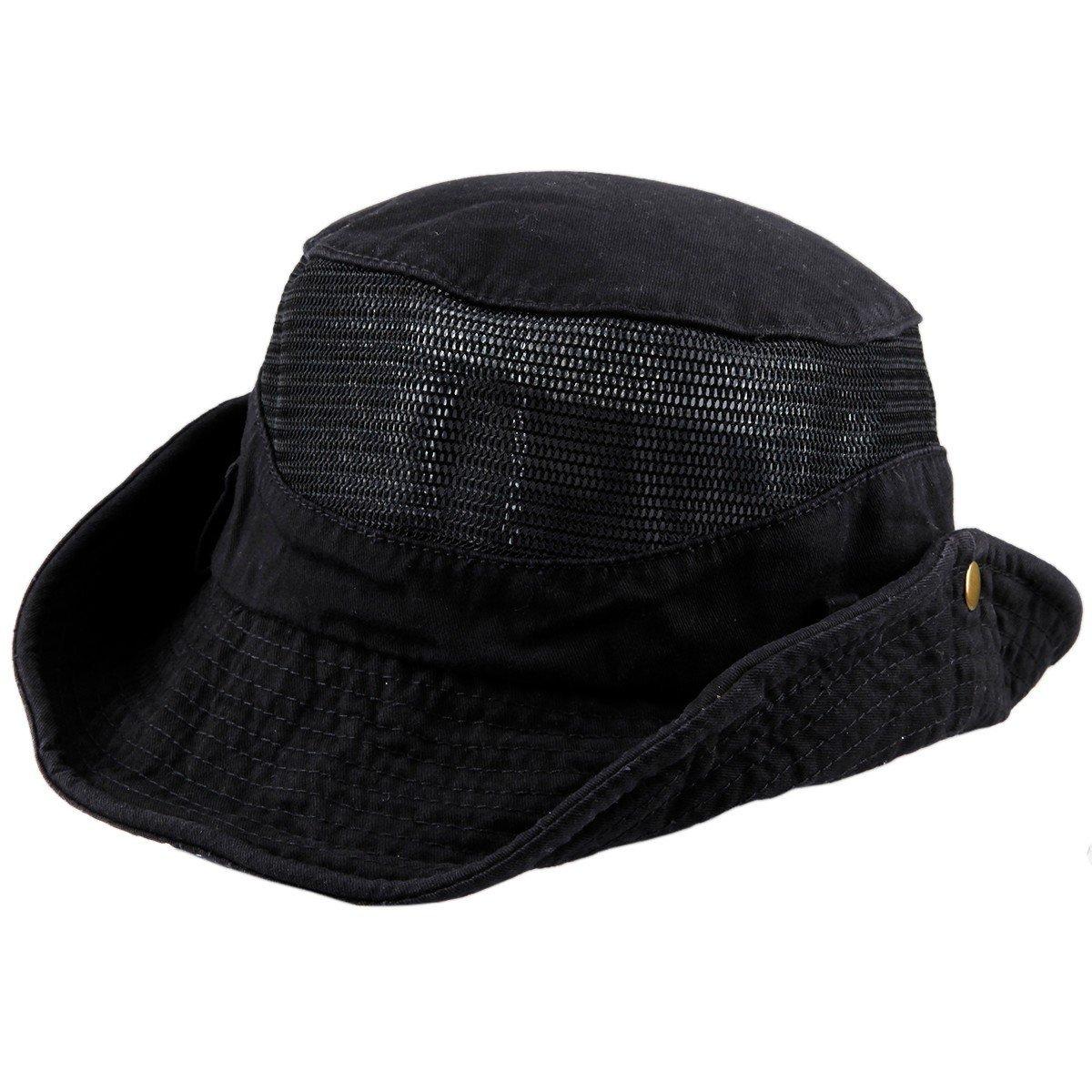156061e2dc3 Get Quotations · Moonsix Mens Tactical Boonie Hat