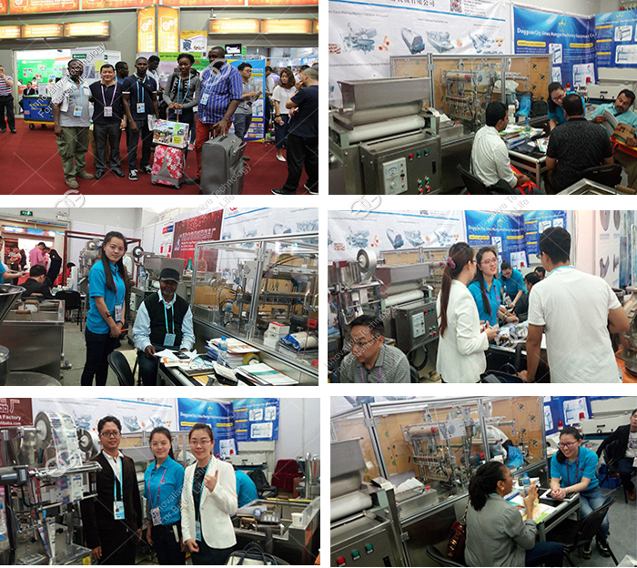 GELGOOG Machinery Co.,Ltd Canton Fair