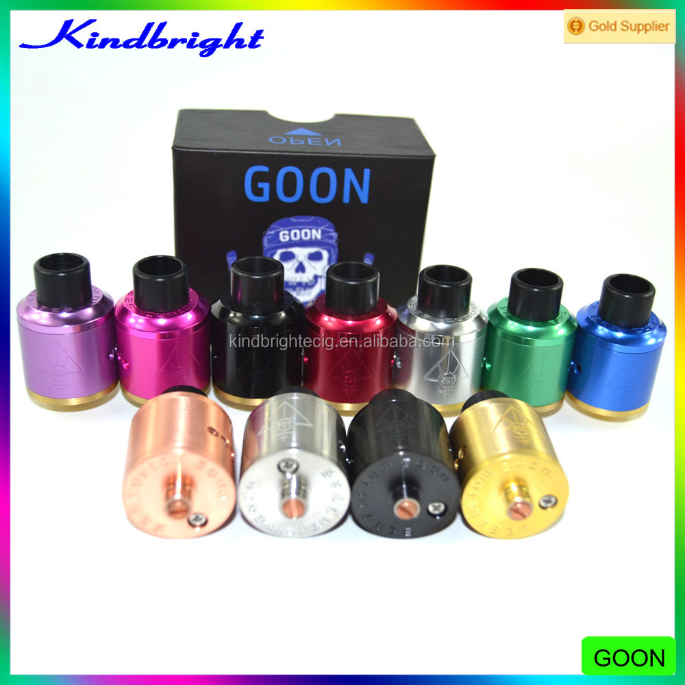 Kindbright Wholesale 1:1 clone 528 goon rda in 11 colors 528 goon rda