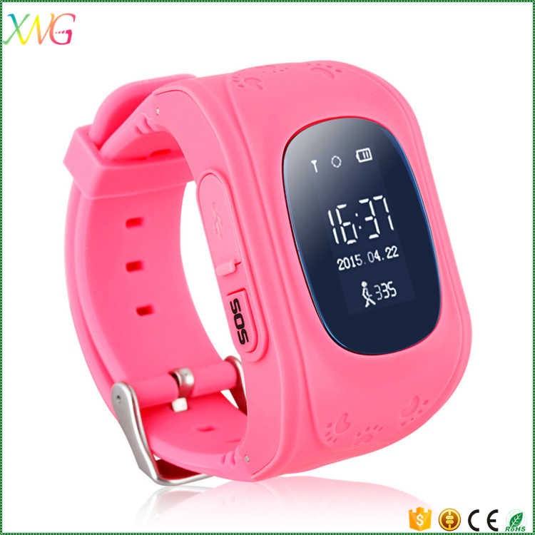 Q50 kids g36 gps smart watch GPS Tracker GPS Tracking Device for children