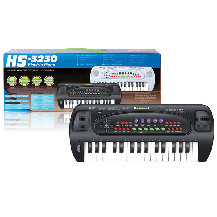 interesting educational musical toys electronic keyboard