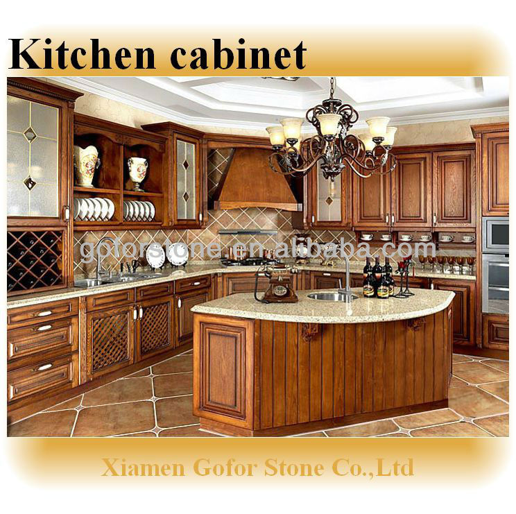 Classica And Beautiful Cherry Wood Kitchen Cabinets Buy Cherry Wood Kitchen Cabinets Dark Cherry Wood Kitchen Cabinets Pecan Wood Kitchen Cabinets Product On Alibaba Com