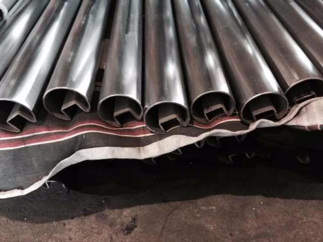 U Channel Stainless Steel Slot Pipe Tube Buy Stainless