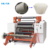 Simple operation paper jumbo roll slitting machine with CE certification