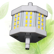 New R7s LED 78MM 10W 8W Dimmable