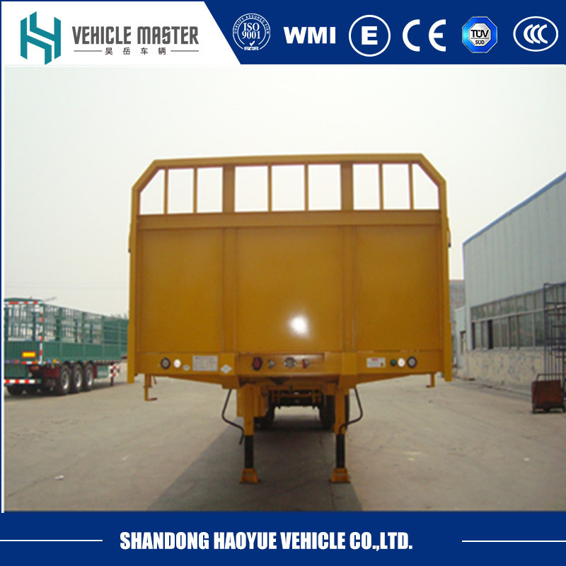 TRAILER 14.6 meter flatbed semitrailers with 3 axles