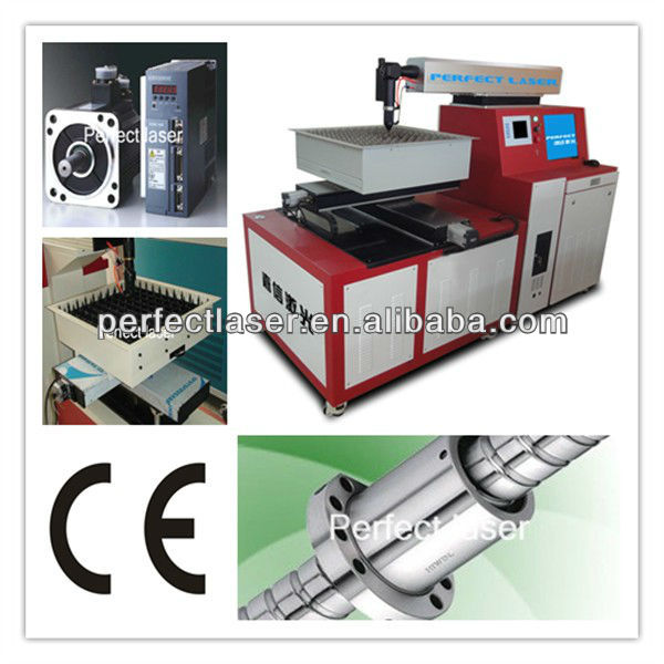 500w 700w mini cnc laser metal cutting machine for stainless steel /seheet metal