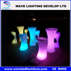 Nightclub high top excellent cocktail luminous led chair