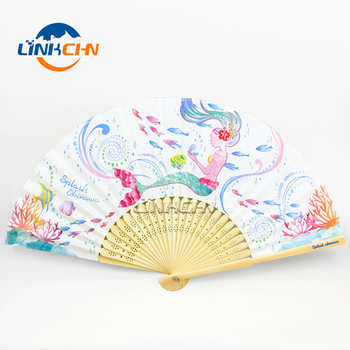 hot selling chinese lady ribs antique oriental hand fans
