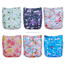 Healthful Breathable One Size Organic bamboo diapers,Economic Bamboo Cloth Diapers, Diaper Factory