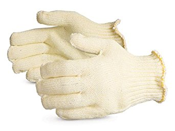 Superior SPGRK/A CoolGrip Covered Glass/Aramid Fiber Heat-Resistant Plastic-Injection Mold-Trimming Glove, Work, Cut Resistant, X-Small (Pack of 1 Pair)