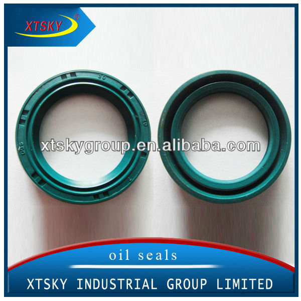 Rubber oil seals for BENZ Truck Engine