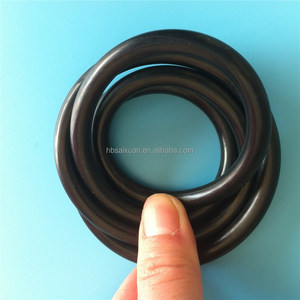Good elasticity buna-n rubber soft o ring buffer gasket for o-ring seal kit from HEBEI