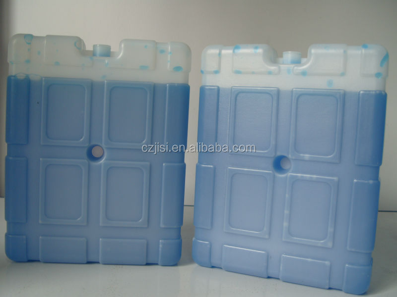 2015 OEM plastic cooling brick pvc wine cooler gel chiller bag pvc freezer bag