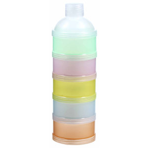 OFFLED Baby Feeding Milk Powder Food Dispenser Portable Travel Container Bottle Storage Bowl