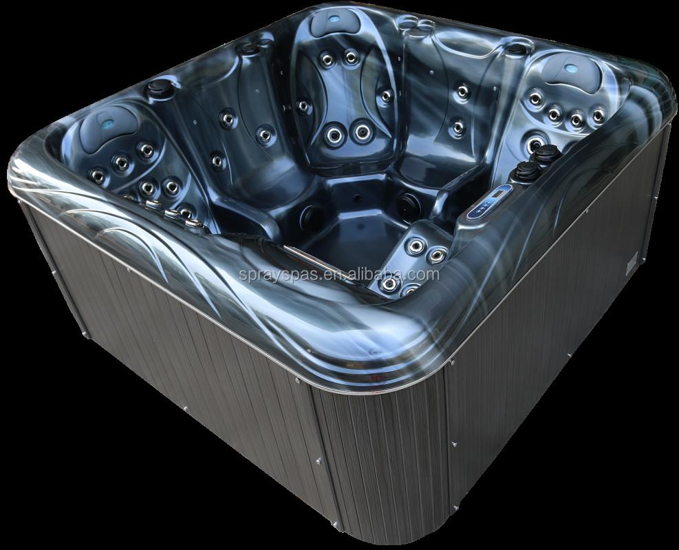 European Style Smart Whirlpool Bathtub,Air Whirlpool,Massage Tubs E ...