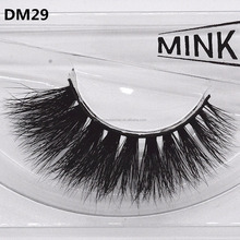factory provide high quality private label 3d real mink eyelash extensions wholesale