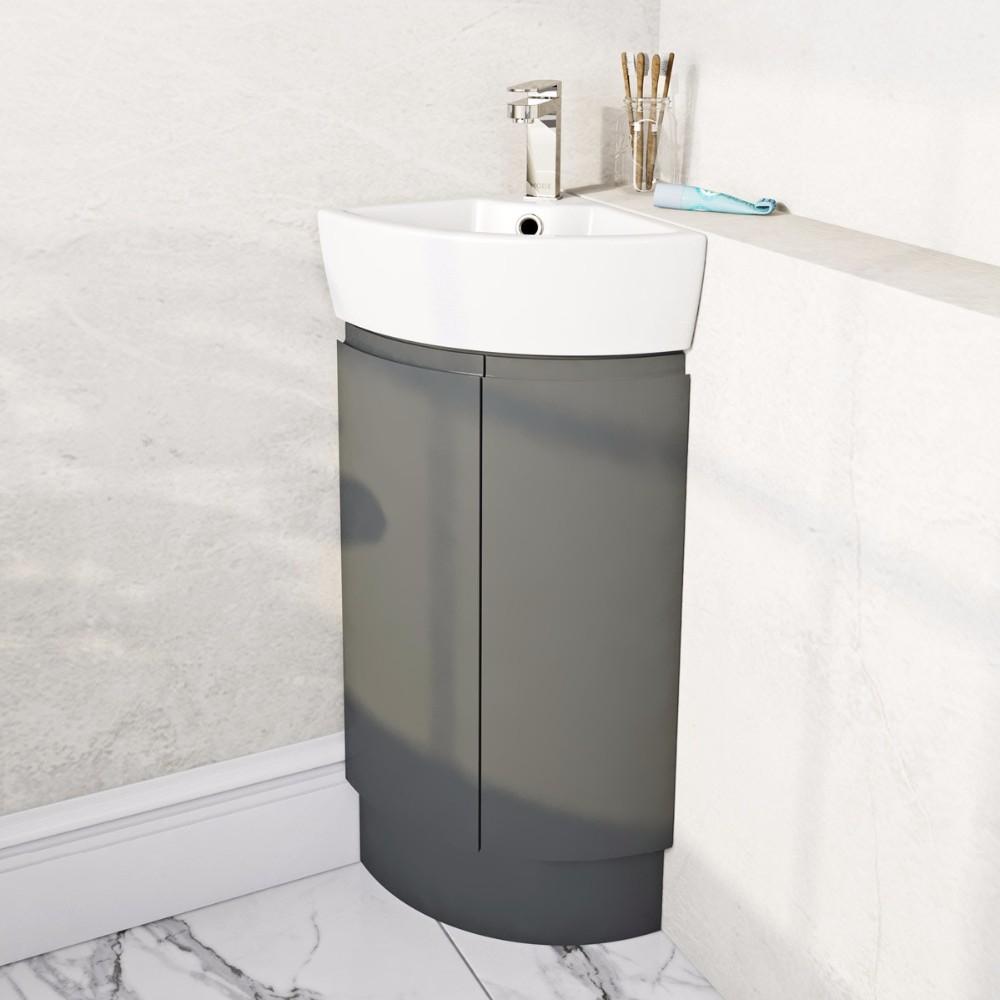 Ideas On Pinterest Corner Sink Unit
