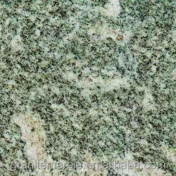China natural granito verde marina granito encimeras de for Suelo de granito