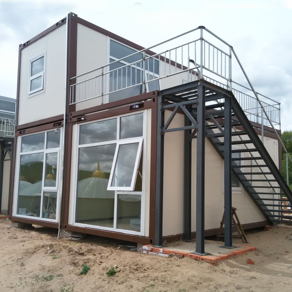 InfiCreation modern prefabricated container homes factory for carport-1