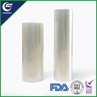 Sell high quality plastic pet pof heat shrink film