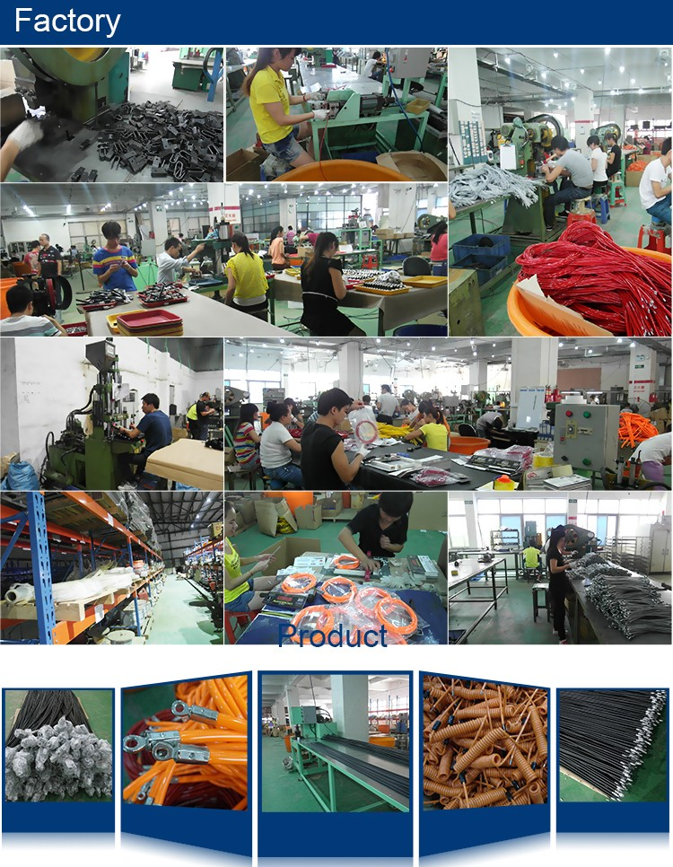 Wholesale Custom High Quality Brake Cable For Prams