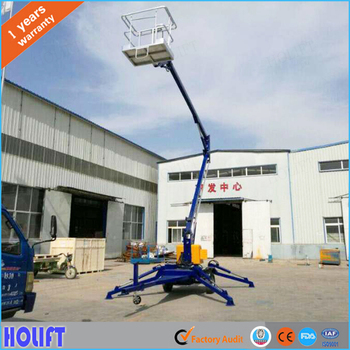 New Design Crawler Articulated Spider Boom Lift For Sale Manufactured In  China - Buy Crawler Articulated Spider Boom Lift For Sale,Crawler  Articulated