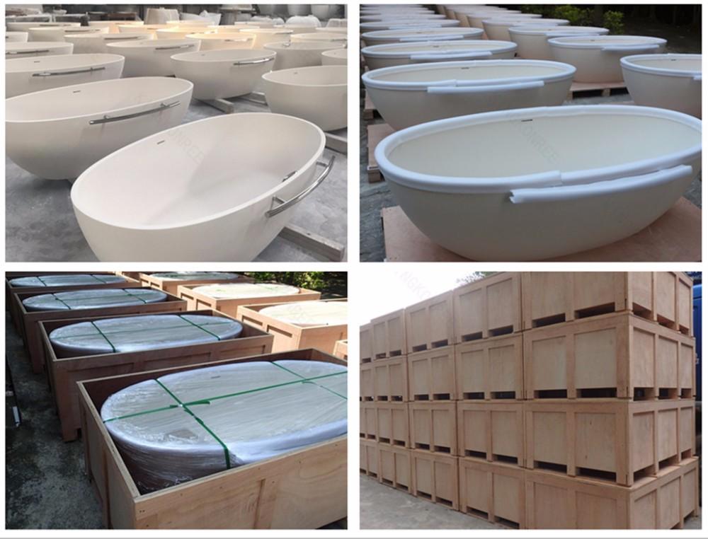 Vasca Da Bagno Resina : Pietra resina bagno vasche da bagno intagliato a mano vasca