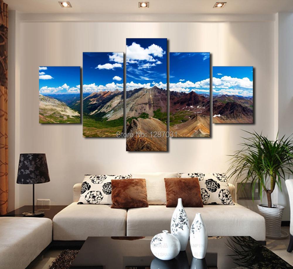 10 Home Decor Stores We Love: Aliexpress.com : Buy 5 Piece(No Frame) Large Diamond