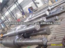 Long, Big and Heavy Shaft Forging