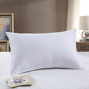 Good quality sleeping hotel polyester pillow for bedding